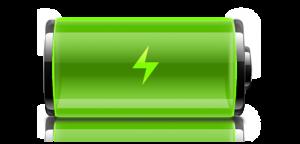 image batterij